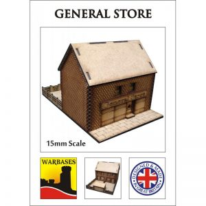 General Store 15mm