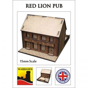 Red Lion Pub 15mm