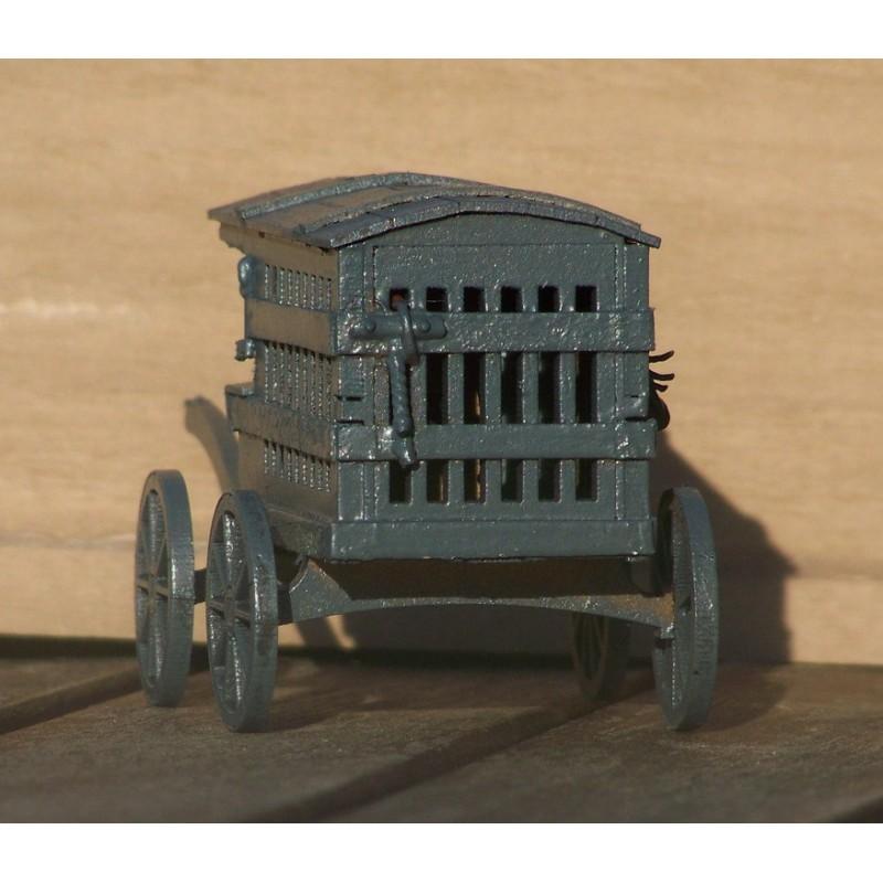Modified Jailer's Van - Erick Buyck
