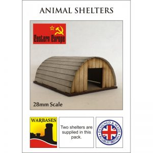 Eastern Europe Animal Shelter