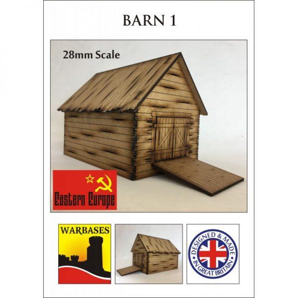 Eastern Europe Barn 1