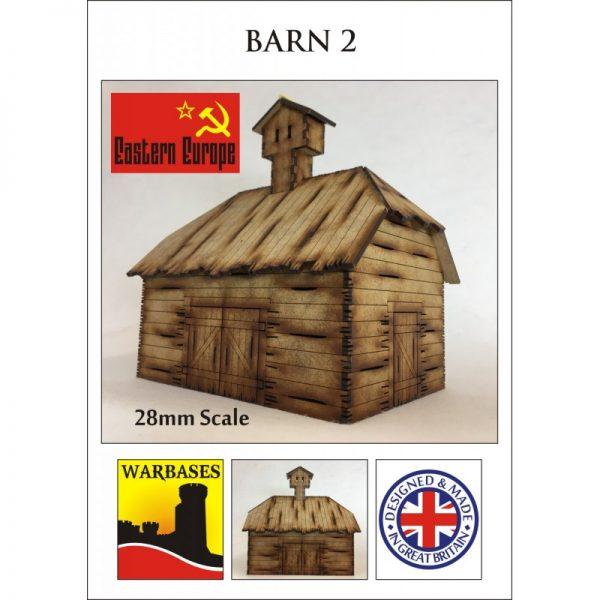 Eastern Europe Barn 2