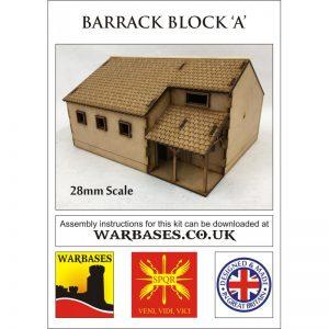 Roman Barrack Block A