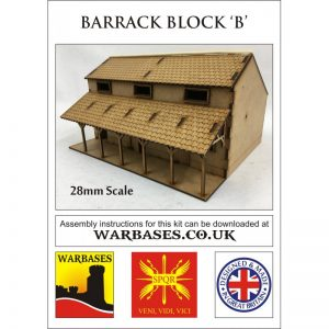 Roman Barrack Block B