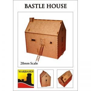 Bastle House - 28mm