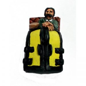 Hansom Cab Figure