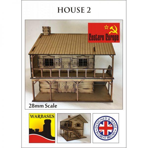 Eastern Europe House 2