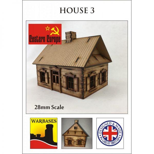 Eastern Europe House 3