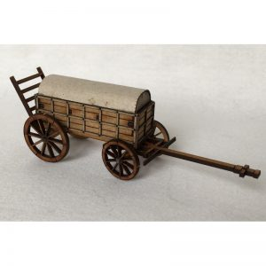 French Baggage Wagon 1