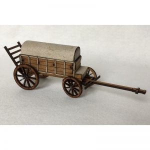 French Baggage Wagon 2