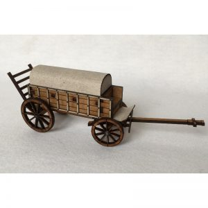 French Baggage Wagon 3