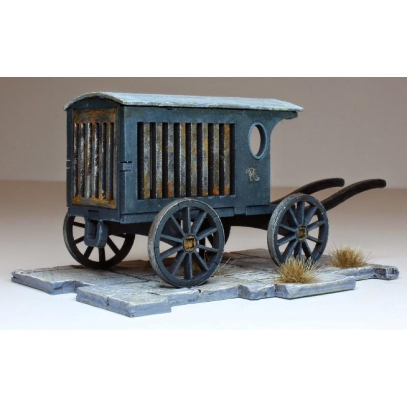 Jailer's Van - Michael Awdry
