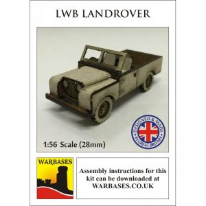 LWB Landrover