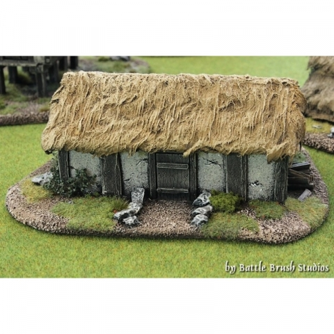 Viking Longhouse - Georg Nilswohl