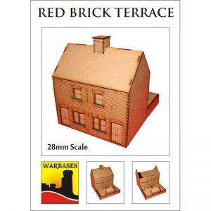Red Brick Terrace