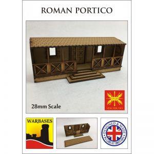 Roman Portico