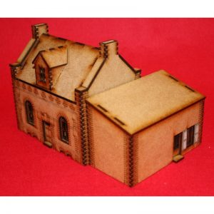 School House - 15mm
