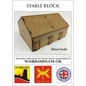 Roman Stable Block