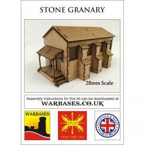 Roman Stone Granary