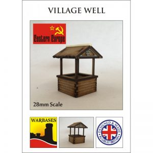 Eastern Europe Village Well