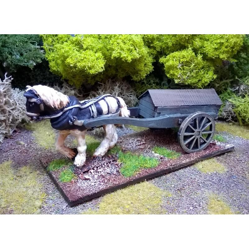 Ammunition Cart - Matt Slade