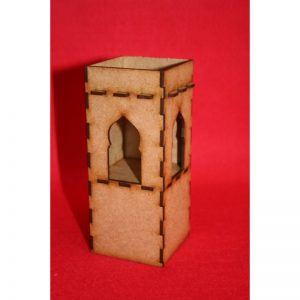 Corner Tower - 28mm Scale