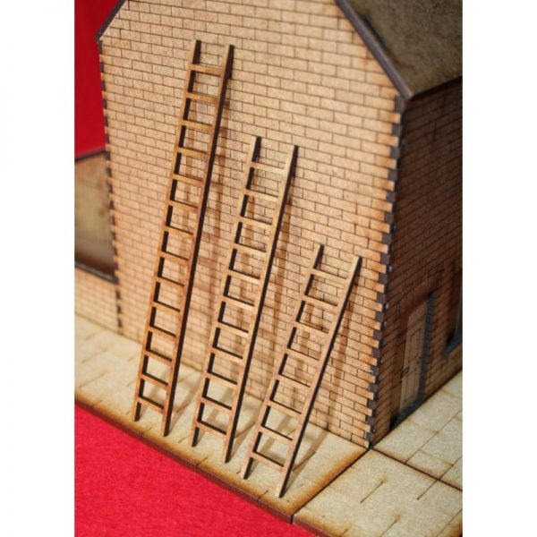Ladders - 28mm Scale