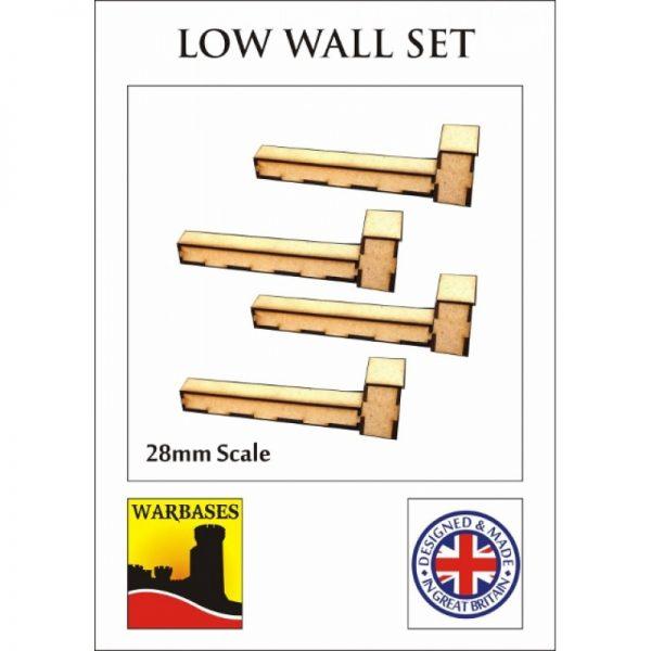 Low Wall Set