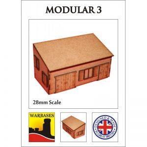 Single Storey Modular