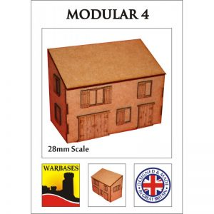2 Storey Modular