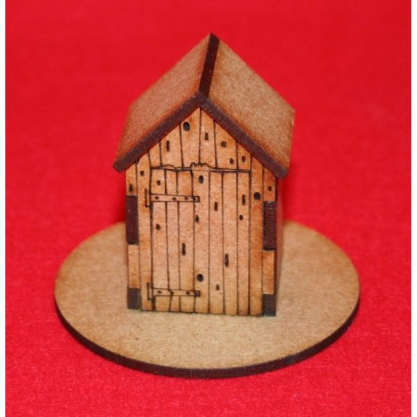 Timber Outhouse