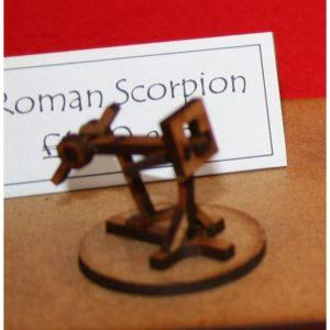 Scorpion 28mm Scale