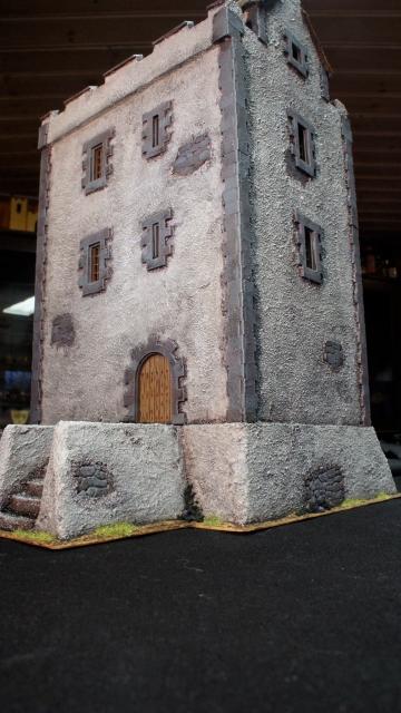 Peel Tower - Ardi van der Heijden