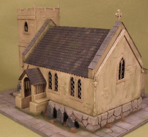 Church Building & Modular Buildings - Jan Boll Jespersen